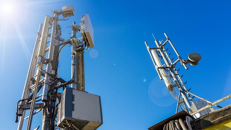 Antena 5G.