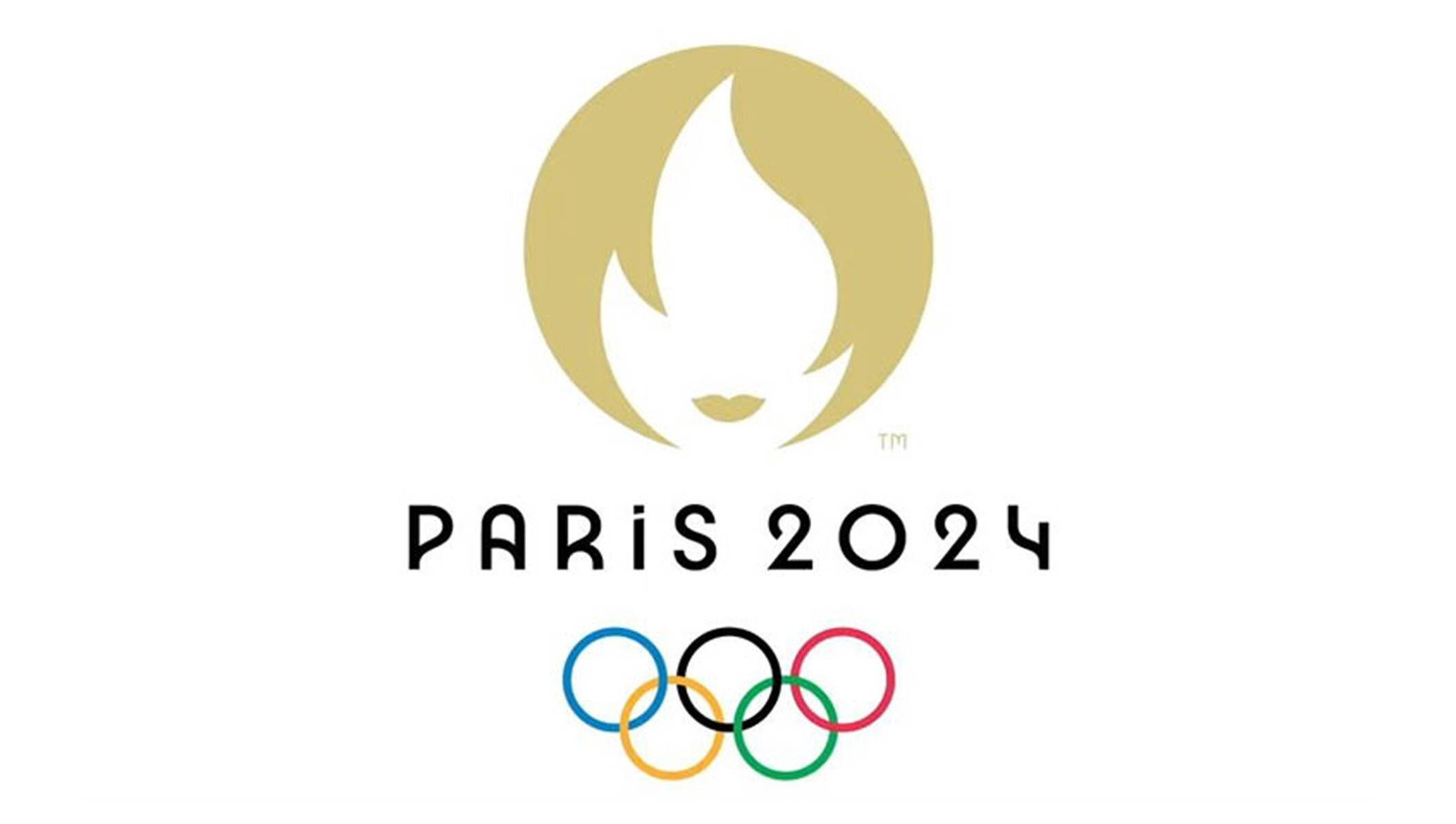 Logotipo de París 2024